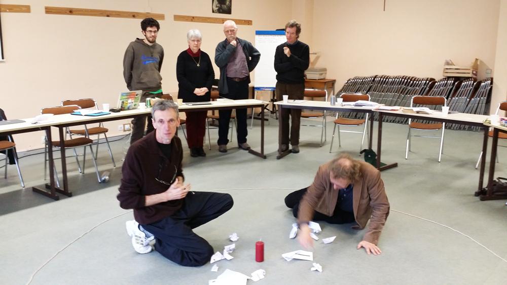 Ateliers - Essais de prières anathéistes